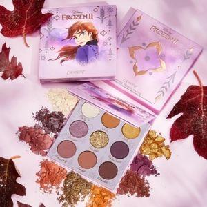 🍁BNIB🍁LE Colourpop Frozen II Anna Shadow Palette